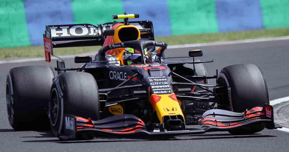 'Checo' es octavo en el primer ensayo del GP de Hungría