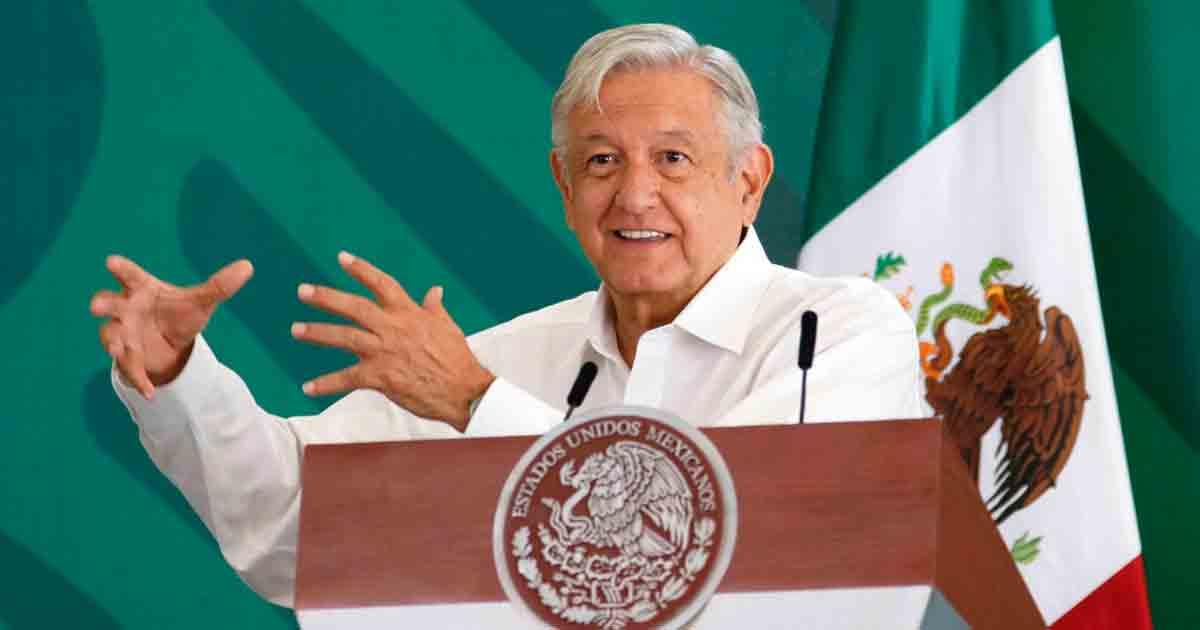 Las farmacéuticas quieren estar 'jeringando': López Obrador