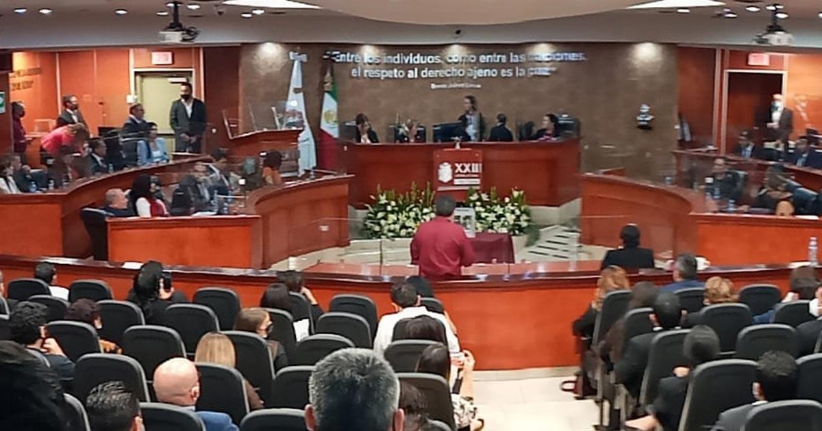 Diputados interponen acción de inconstitucionalidad contra 'Ley del Agua'