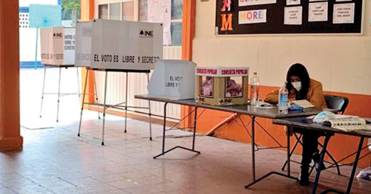 Morena: el INE boicoteó la consulta; afluencia fue de 7%, según conteo rápido