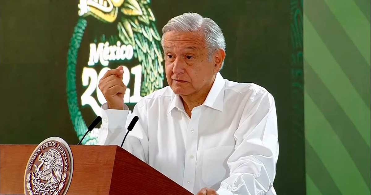 Consulta popular se va a convertir en un hábito: López Obrador