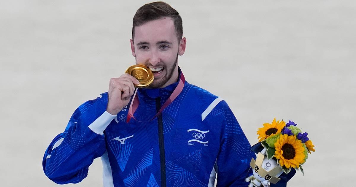 Ley religiosa judía impide a campeón olímpico casarse en su país