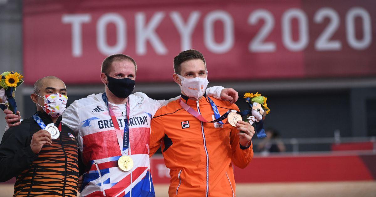 Gran Bretaña toma el oro en el ciclismo