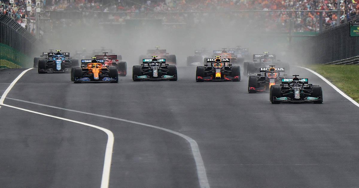 Cancelan el GP de Japón de la F1