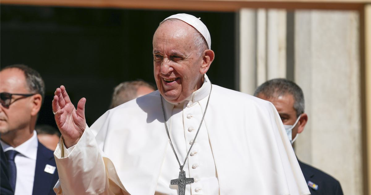 Papa Francisco pide fomentar 'fraternidad' ante pandemia
