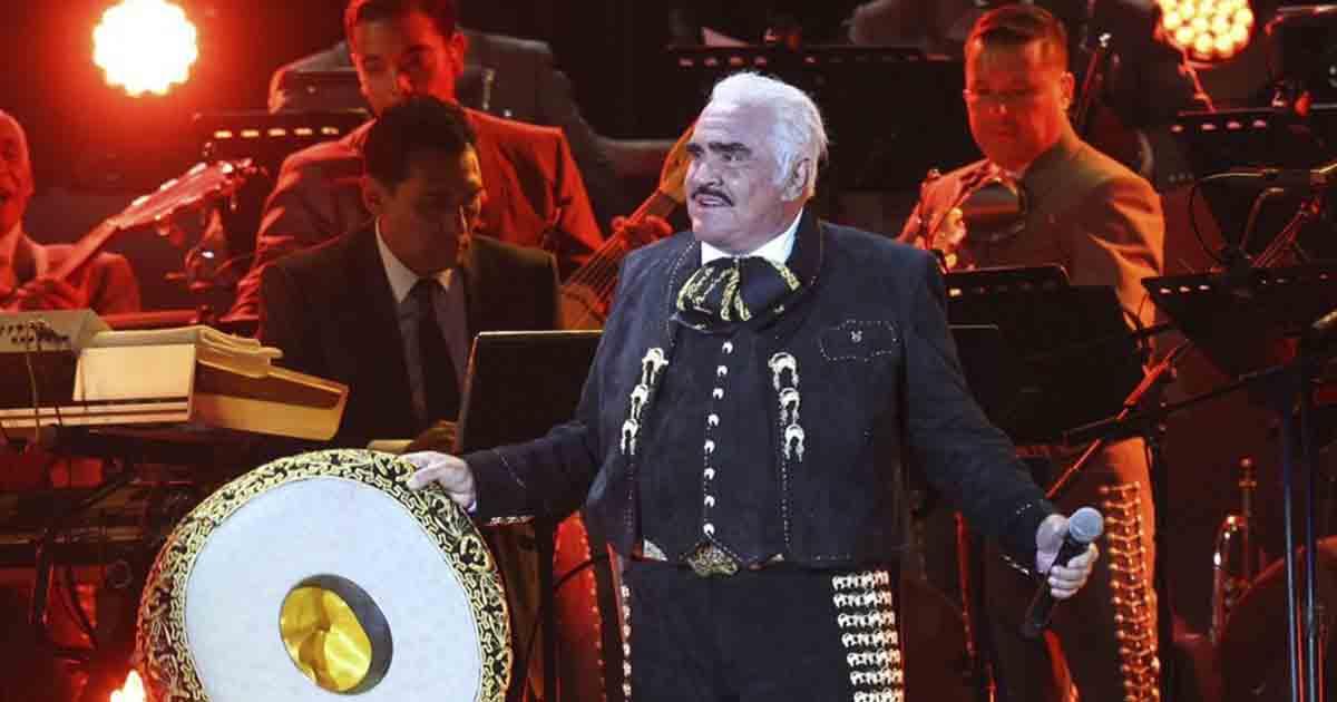 Vicente Fernández presenta 'muy discreta' tendencia a mejoría, según reporte médico