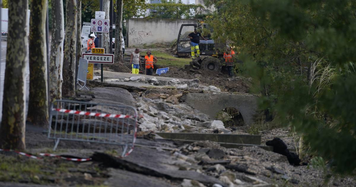 Inundaciones repentinas causan estragos en Francia