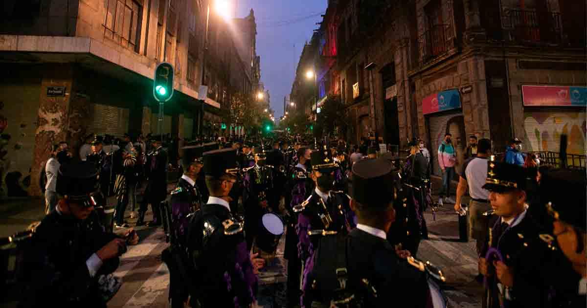 Previo al Desfile Militar, así se preparon las Fuerzas Armadas
