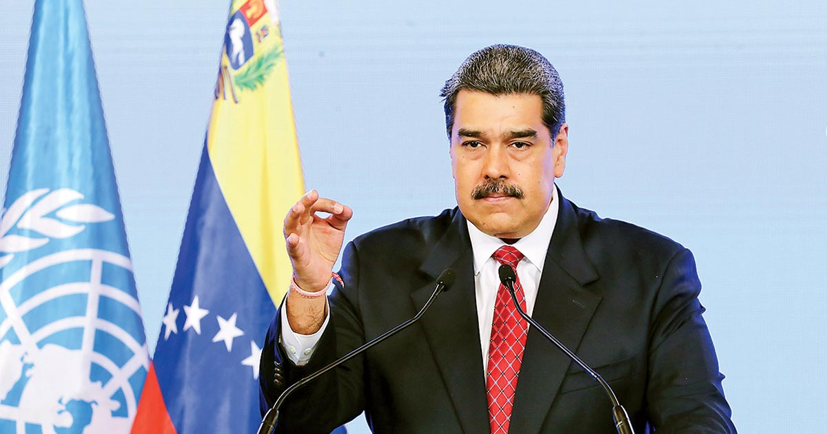Maduro y Díaz-Canel se oponen a liderazgo de EU; presidentes responden a Joe Biden