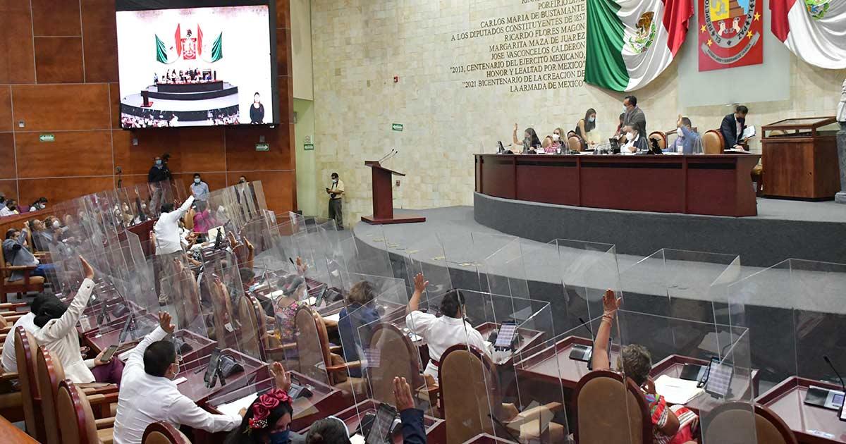 Congreso de Oaxaca elimina normativa de derecho a la vida desde la fecundación