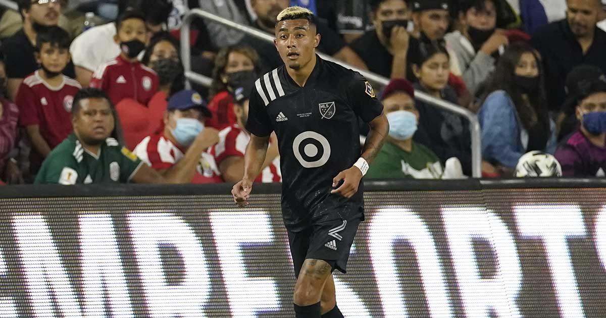 , Julián Araujo, una nueva opción para la Selección Mexicana, The World Live Breaking News Coverage & Updates IN ENGLISH