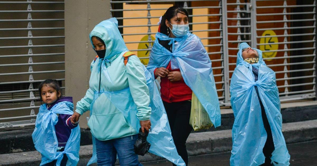 Conagua en alerta por temporal de lluvia que se espera en 5 estados
