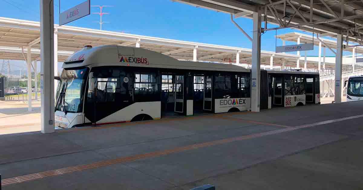 Ponen en Marcha estaciones del Mexibús para conectar a Tecámac con Indios Verdes