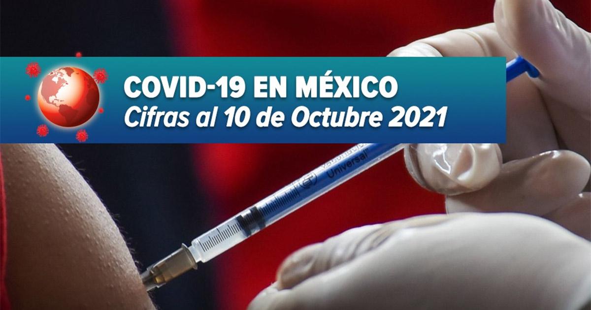 México rebasa 282 mil muertes por covid; se reportan 2 mil 690 contagios más