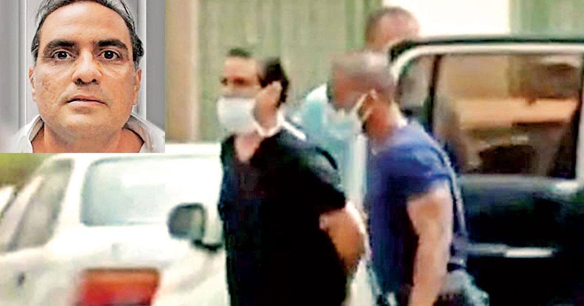 Extraditan a EU a testaferro de Nicolás Maduro