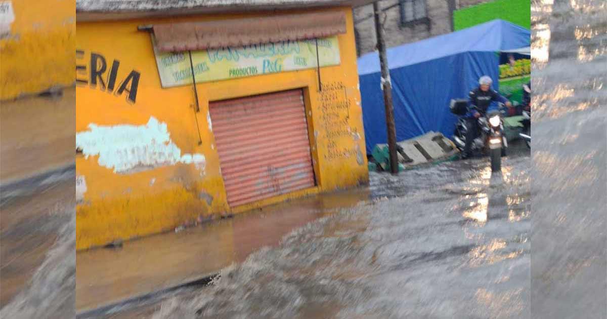 Acapulco está en peligro por posible ciclón; habrá lluvias intensas