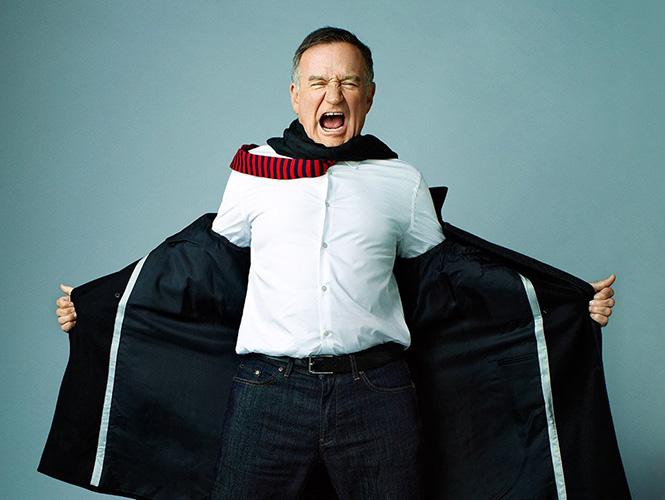 Robin Williams, la sabiduría del humor en sus mejores frases