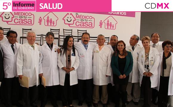 Miguel Ángel Mancera rinde su V Informe de Gobierno