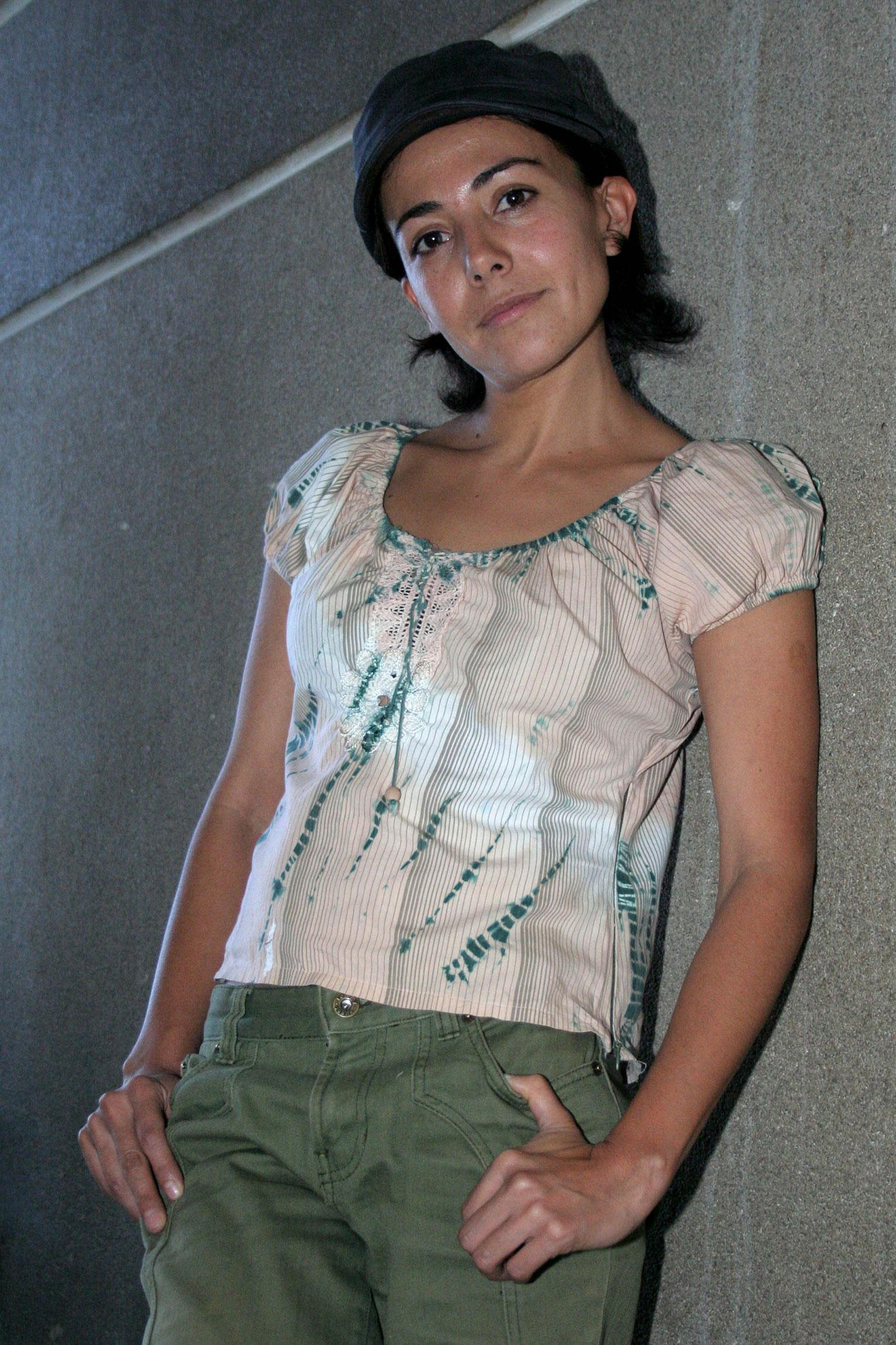 La actriz Evangelina Sosa. Fotografía: Cuartoscuro