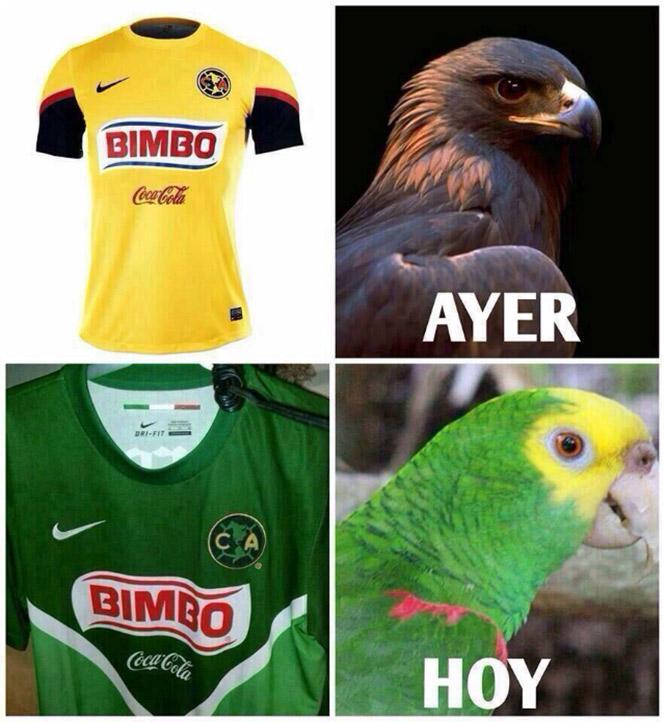 Fotogalería Los Memes Del América Cruz Azul