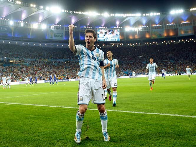 Argentina sufre para vencer a Bosnia en el Maracaná