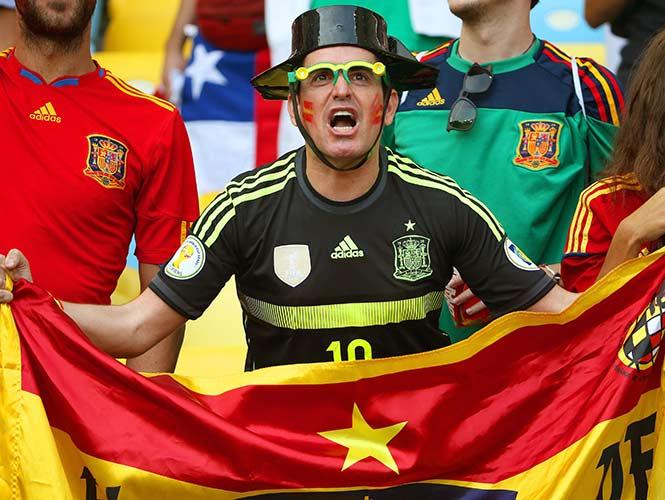 MINUTO A MINUTO: Australia – España