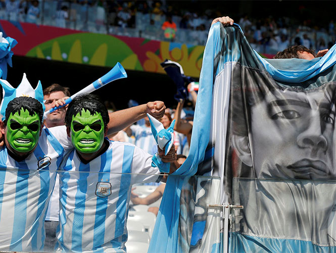 MINUTO A MINUTO: Argentina vs. Irán (Reuters)