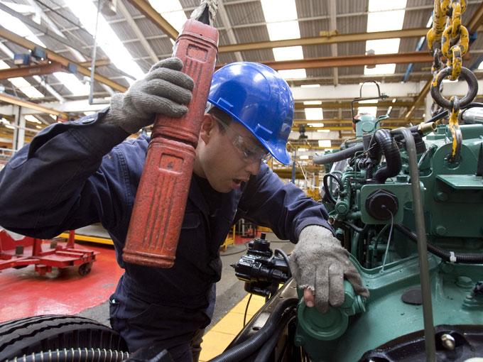 Productividad en México avanza 0.3% anual en primer trimestre