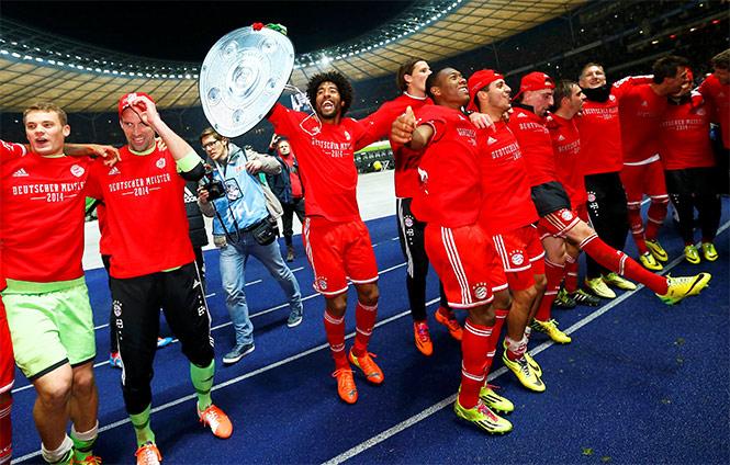 Bayern Múnich se corona en la Bundesliga a siete fechas de que termine la temporada (Reuters)