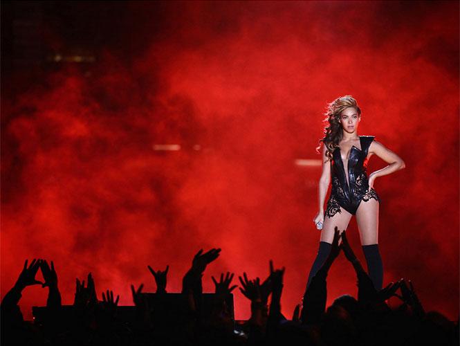 Beyoncé es la celebridad más poderosa del mundo, según Forbes