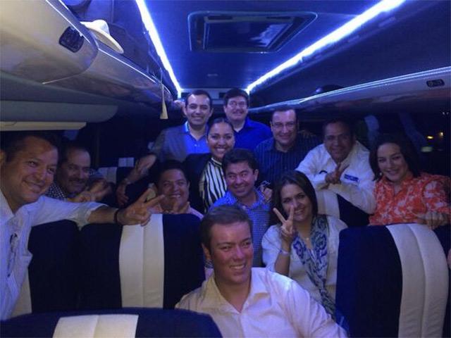 Gustavo Madero sostuvo que la contienda no es entre apellidos, por su parte Cordero señaló que la militancia decidirá si la honestidad regresa al partido.