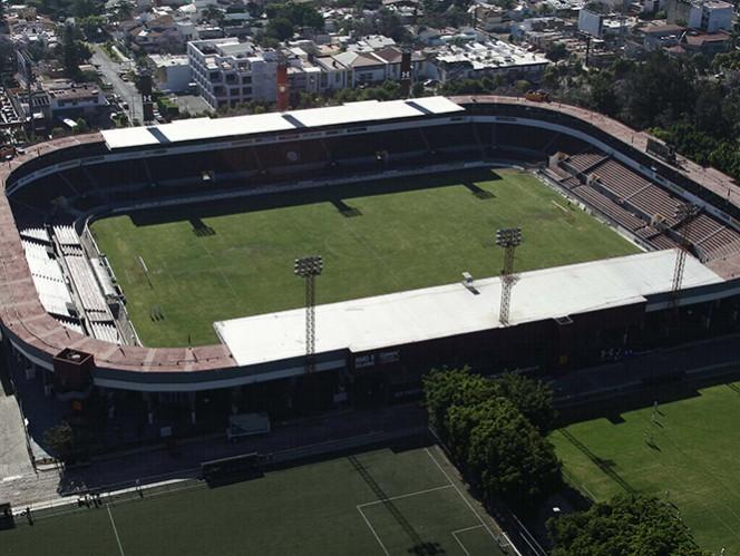 El Estadio '3 de Marzo' tendrá al Atlas como local en el encuentro de la jornada 14 frente al Puebla (Mexsport)