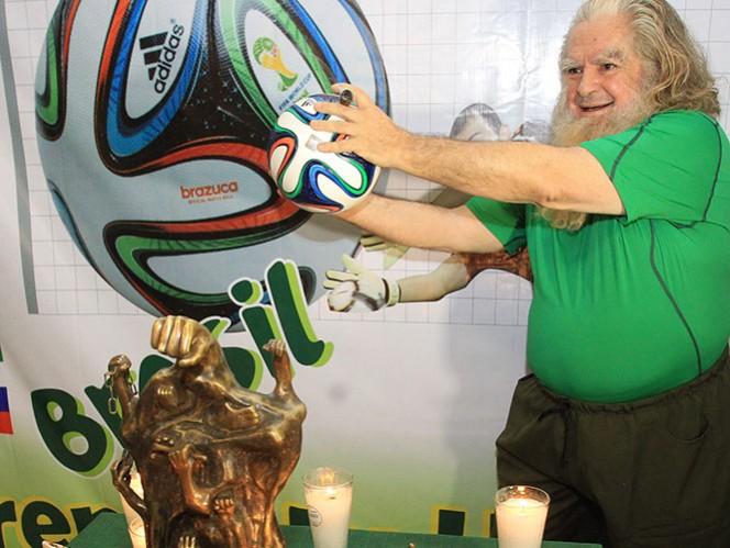 También asegura que el Tri llegará al quinto partido en el Mundial (EFE)