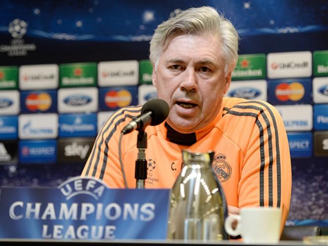 El técnico 'merengue' espera a un duro Borussia Dortmund con el regreso de Lewandowski (AP)