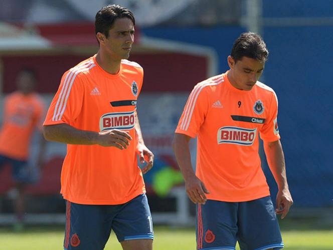Chivas inicia actividades para preparar el Torneo Apertura 2014 (Mexsport)