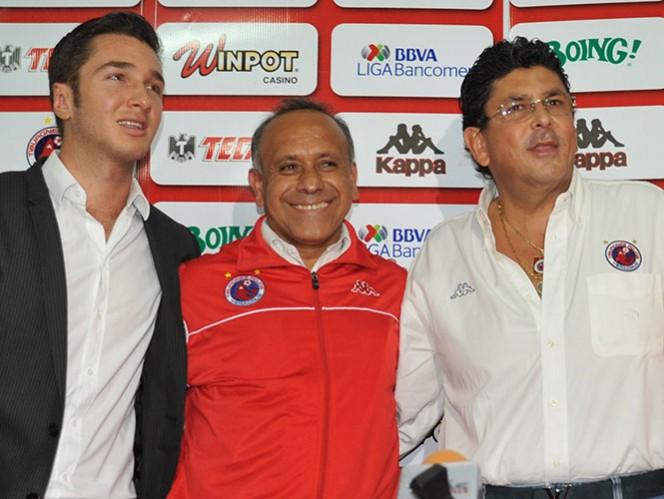 Cristobal Ortega se puso grandes metas a su llegada al puerto (Mexsport)
