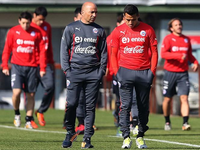 Sampaoli decidió no contar con el 'Chino' Millar, jugador del Atlas de la Liga MX (EFE)