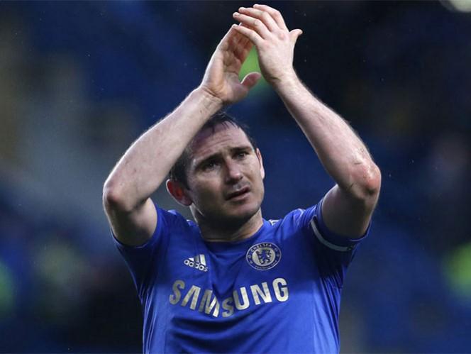 Lampard jugó 13 temporadas con el Chelsea (AP)