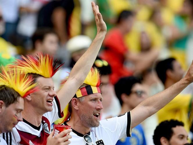 Jugada a jugada, las estadísticas de Alemania vs. Ghana