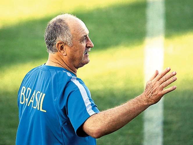 Scolari le dio el título a Brasil en 2002.  Foto: AP