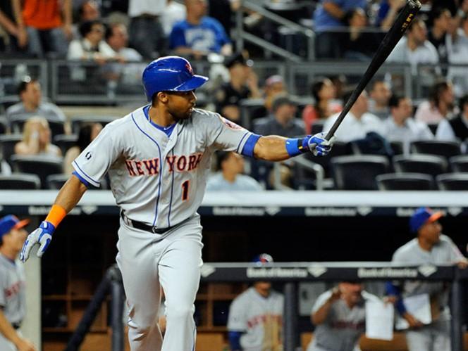 Chris Young fue fundamental en el triunfo de los Mets (AP)