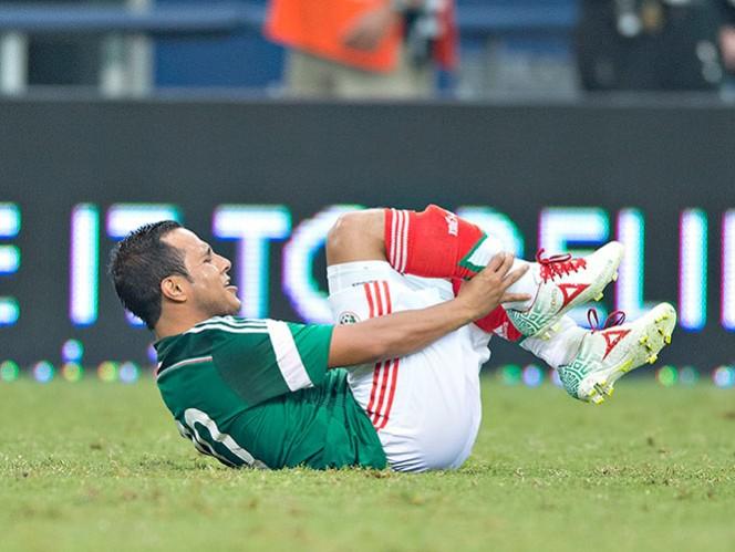 Luis Montes podría decir adiós a la Copa del Mundo (Imago7)