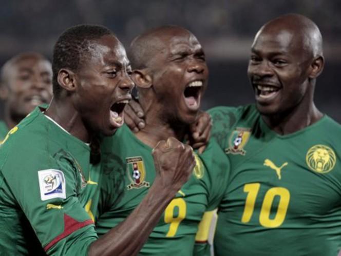 Camerún, rival de México, se rehúsa a viajar a Brasil