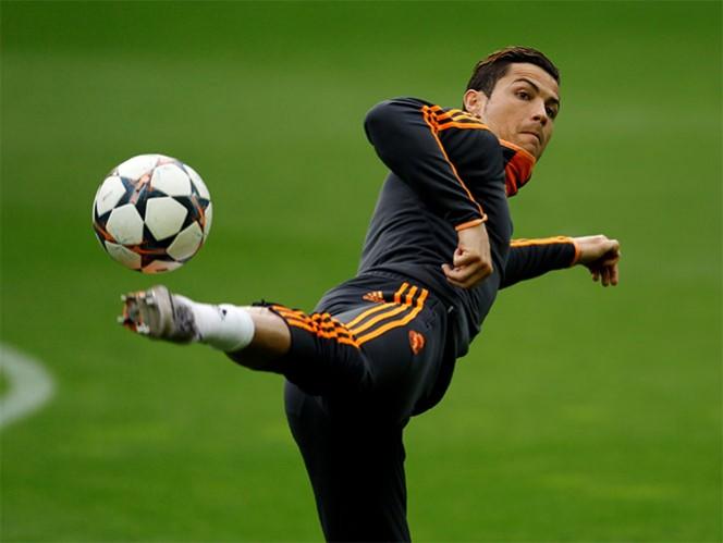Cristiano Ronaldo en duda para la final de la Copa del Rey