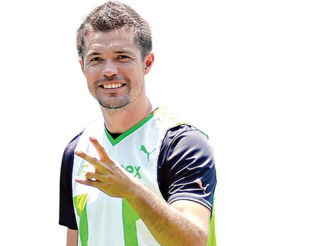 El paraguayo Dante López ya logró dos títulos con Pumas.Foto: Imago7