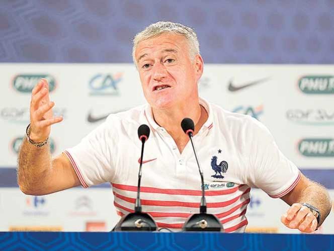 El técnico francés Didier Deschamps resaltó el nivel de Alemania. Foto: AP