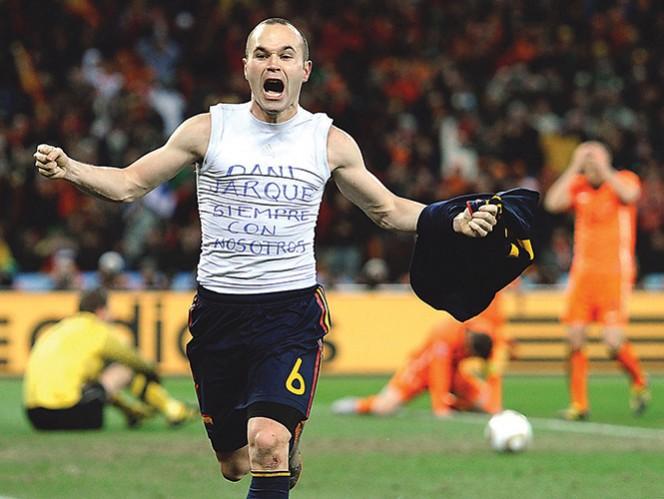 España estará presente en la Copa del Mundo. El campeón es uno de los favoritos. Foto: AP