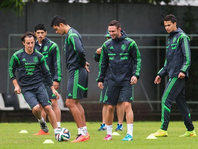 México necesita hacer goles, preocupa a Guardado