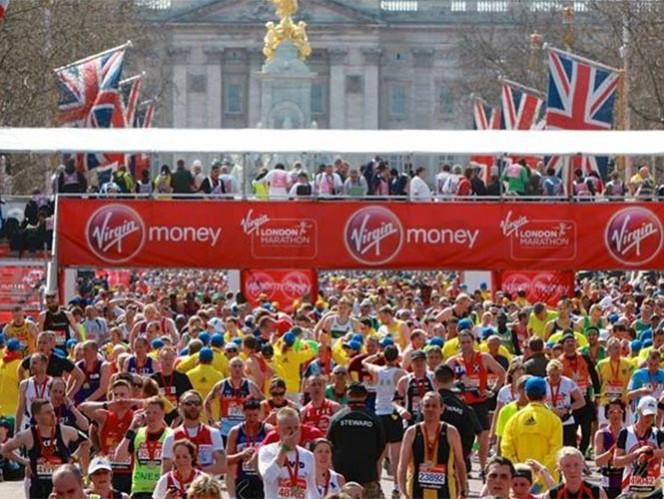 Dos octogenarios correrán el Maratón de Londres