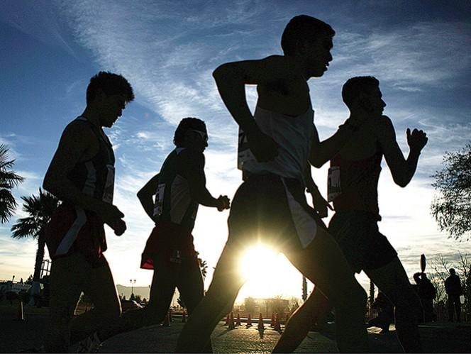 Los marchistas mexicanos no han logrado un podio olímpico desde las justas de Sydney 2000.  Foto: Conade